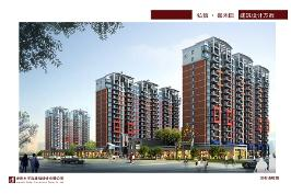 嘉禾园位于恒禾东尚西北方