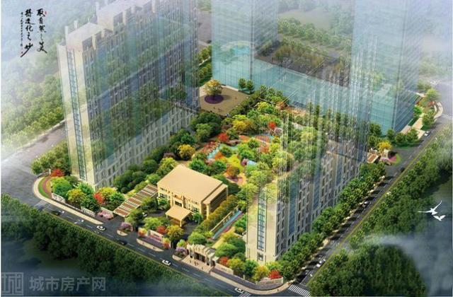 鹏睿国际广场·总裁公馆