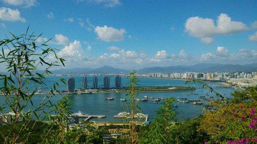 海南岛:面朝大海,看椰风海韵!