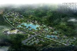秀兰山庄生态园