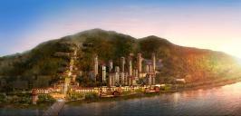 天鹅湖·西峡谷·西山廊桥