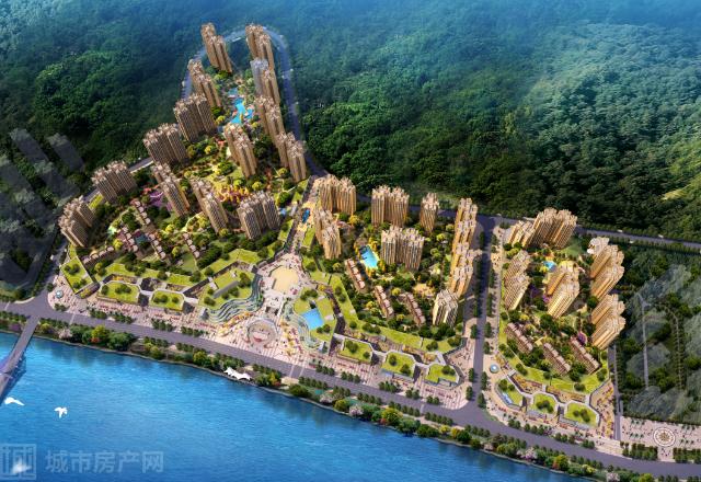 国力·江湾城