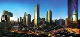 北京财富中心二期