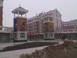 农研小区位于中海·水岸春城东方