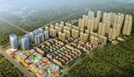 明昇壹城位于恒大绿洲西北方