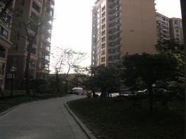 香楠湖位于棠湖·泊林镇南方