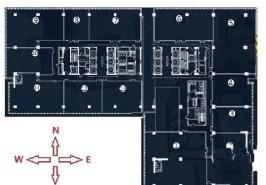 中航城市广场户型图
