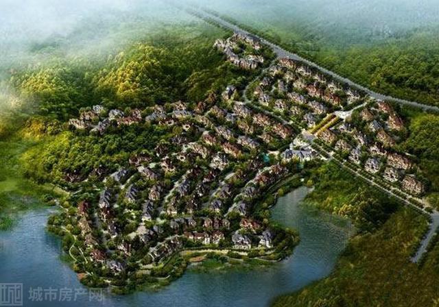 山语城·缙云湖