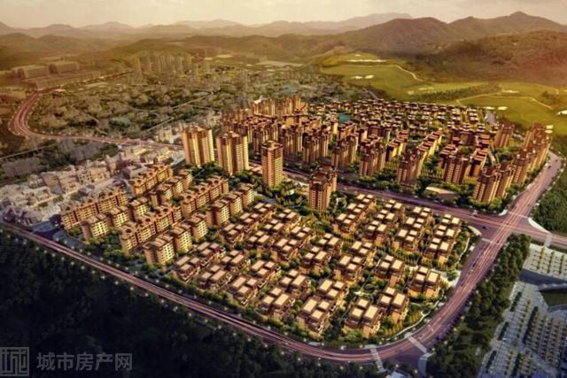 中国铁建涪陵山语城