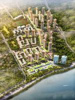 佳兆业滨江新城位于融科钓鱼台北方