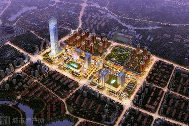 中迪红星商业广场