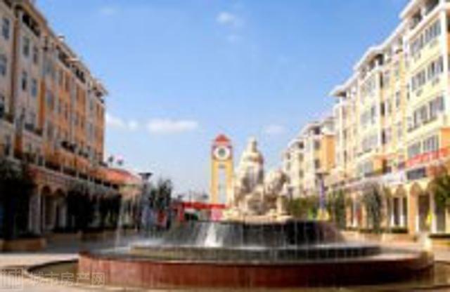 西班牙小城