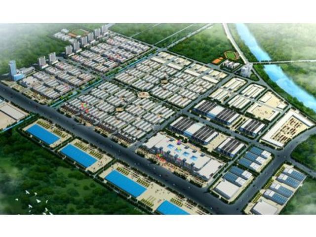 山东国际商贸港