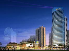 大岭山商业综合体项目