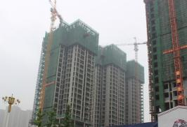 天龙国际位于新城明珠东南方