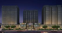 炜裕·时代广场位于新城明珠东南方
