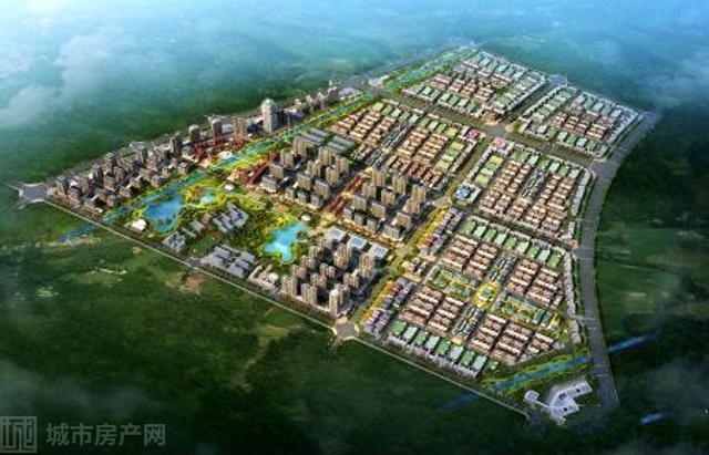 阜阳佳海产业新城
