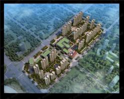 阜阳恒大绿洲位于高速·时代城东南方