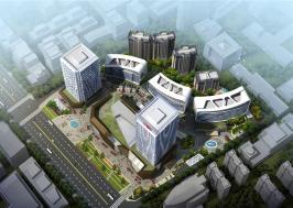 信通中心位于龙旺康桥丹堤西北方