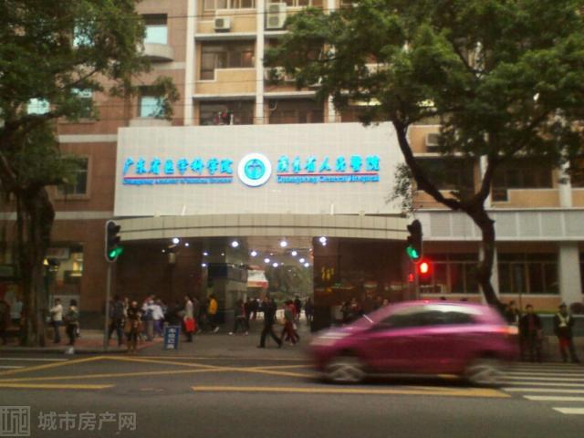 广东省人民医院小区图片共5张 高清图片