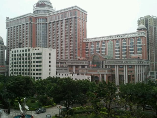 南方医科大学珠江医院 (2012年)位于广州市广纸学校北方 -广州市广图片