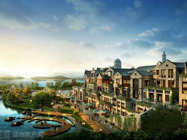 尚湖城时光贵州