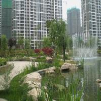 圣泉流云花园