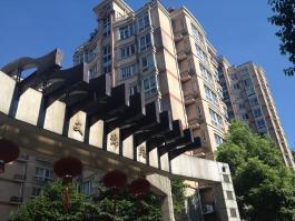 中大·文锦苑位于沈塘新村西方