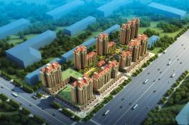 龙德嘉园位于湘江四季苑西方
