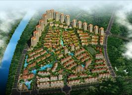 香江水岸新城