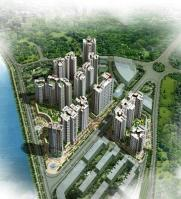 创景外滩位于韩尚亚太服饰交易中心西南方