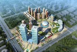 河源市商业中心(越王大道)
