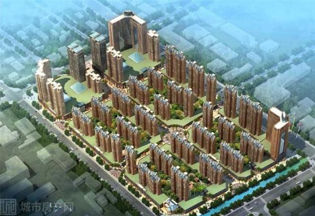 美景国际现代城