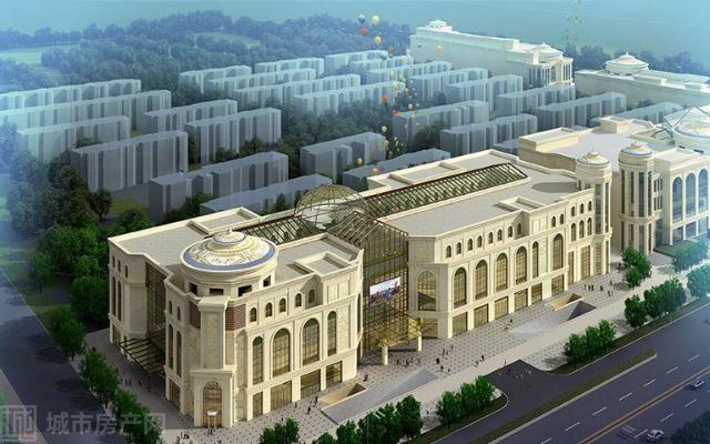财富港商业中心