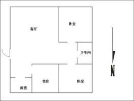 海藤名苑户型图