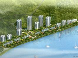 润阳环湖湾位于名人花园东北方