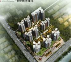 中海丽江位于四季花城东北方