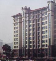 三箭汇福山庄位于凤凰国际广场东北方