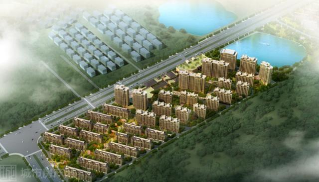 中梁·湖滨首府
