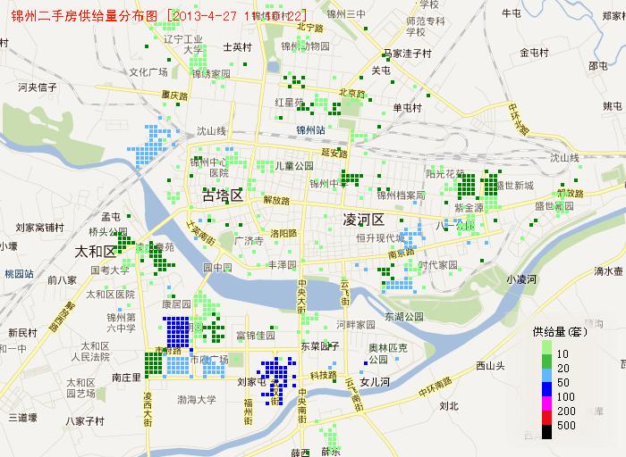 锦州地图找房 - 锦州二手房地图