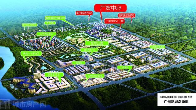 广州新城广货中心