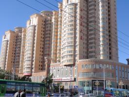 喀什新隆集团中南亚大厦