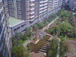 时尚家园位于金尚俊园西北方
