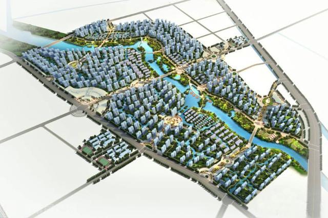 荣盛·阿尔卡迪亚·霸州温泉城