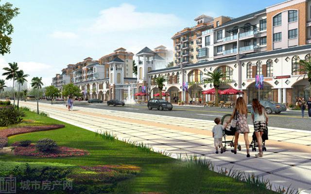 龙沐湾·太阳城