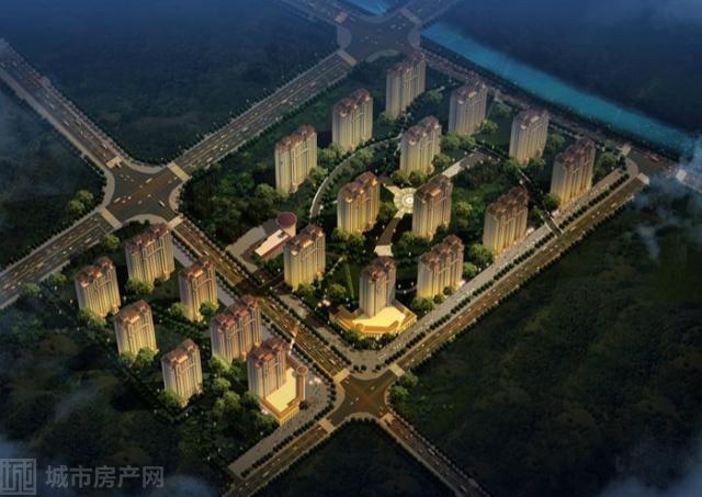 孟达东昌国际新城