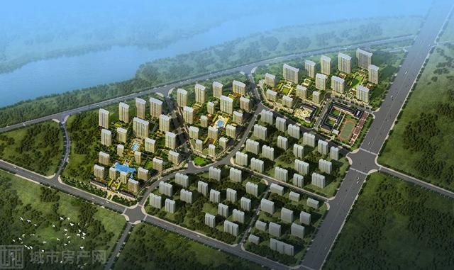 民绿·百合新城