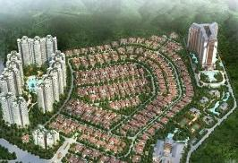 国茂·清水湾国际旅游养生度假区