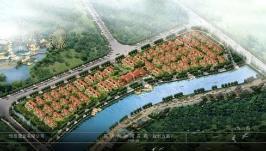月澜湾·温泉美墅位于凤凰水城东方