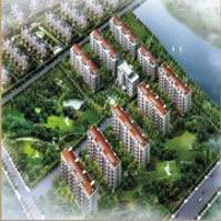 沂兰文园位于诚德·盛世原著东南方